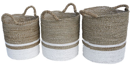 Seagrass basket 30